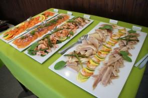 Koud buffet - Noorse schotel