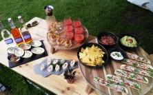 Hapjesbuffet - Picknick in het park