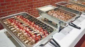 Warm buffet - Breughelspiesjes