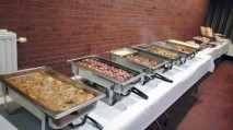 Warm buffet - Breughelbuffet anno 2017