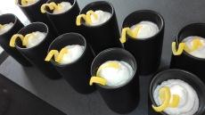 Dessertenbuffet - Limoncellomousse
